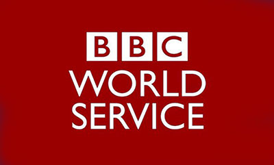 BBC World Service News logo