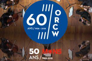 60 ans de l'ORCW