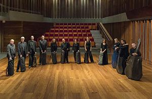 ORCW - Orchestre Royal de Chambre de Wallonie et Jean-François Chamberlan